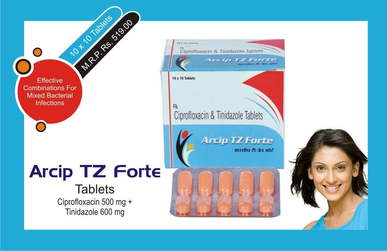 Arcip Tz Forte Tab