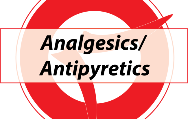 Analgesics/ Antipyretics